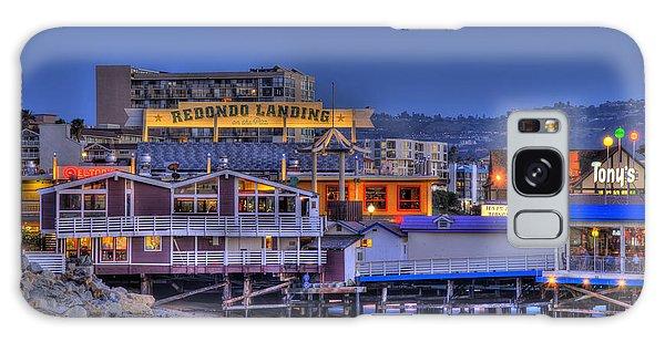 Redondo Landing Galaxy Case