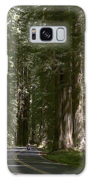 Redwood Highway Galaxy Case