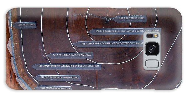 Redwood History Galaxy Case