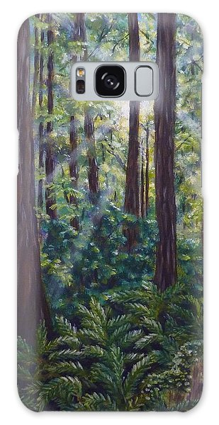 Redwoods Galaxy Case