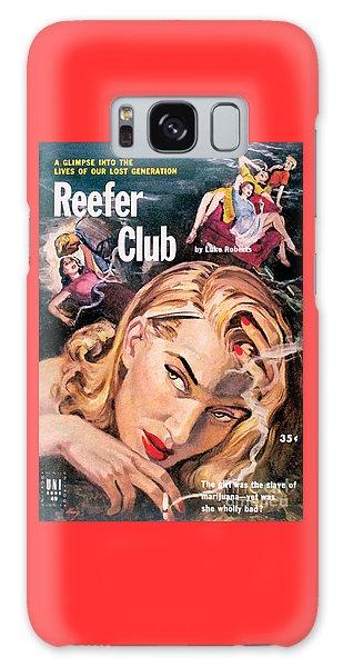 Reefer Club Galaxy Case