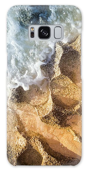 Reefy Textures Galaxy Case