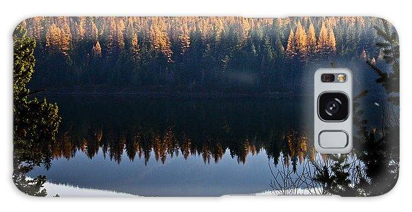 Reflecting On Autumn Galaxy Case