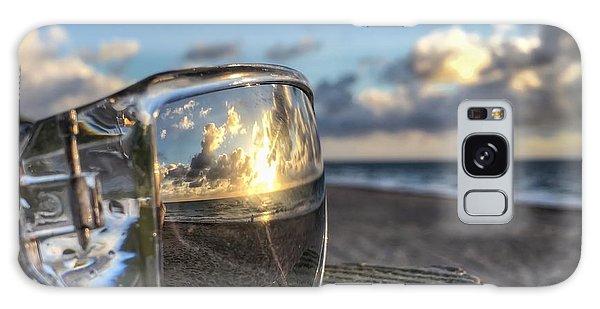 Reflecting Sunglasses Galaxy Case