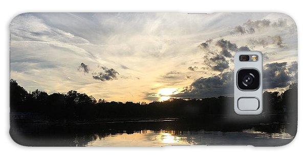 Reflecting Upon The Sky Galaxy Case by Jason Nicholas