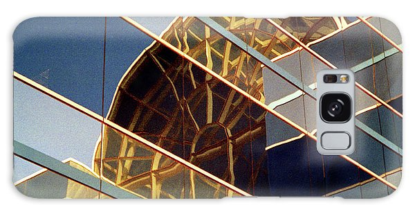 Galaxy Case featuring the photograph Reflection by John Schneider