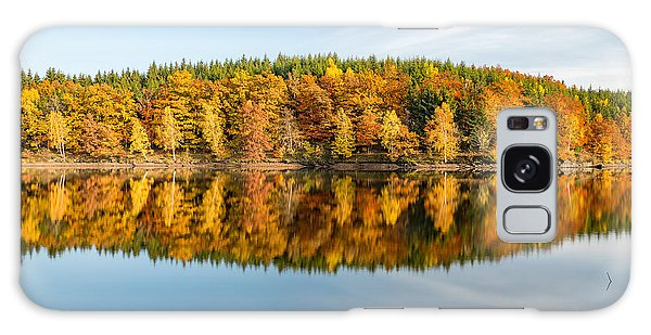 Reflection Of Autumn Galaxy Case by Andreas Levi