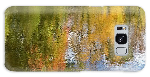 Reflection Of Fall #1, Abstract Galaxy Case