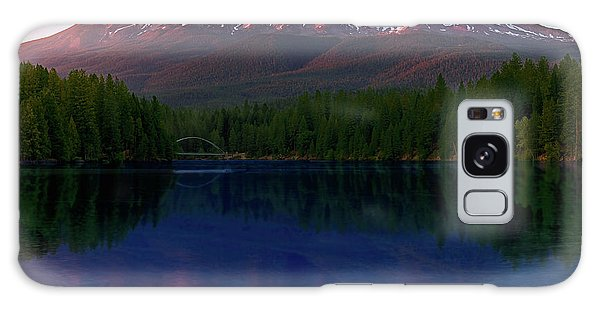Reflection On California's Lake Siskiyou Galaxy Case