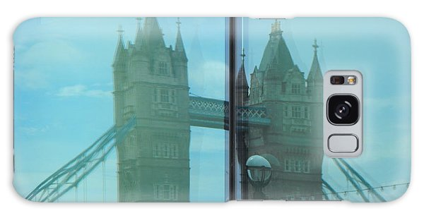 Reflection Tower Bridge Galaxy Case