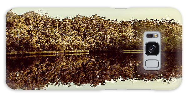 Mangrove Galaxy Case - Reflections From Cockle Creek  by Jorgo Photography - Wall Art Gallery