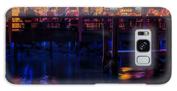 Reflections From Riverview Grill Galaxy Case