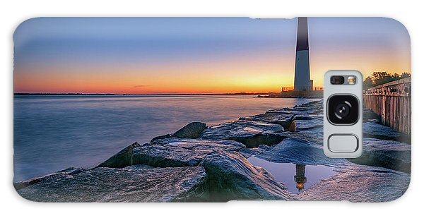 Reflections Of Barnegat Light Galaxy Case