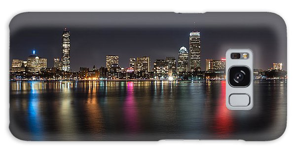 Reflections Of Boston Galaxy Case