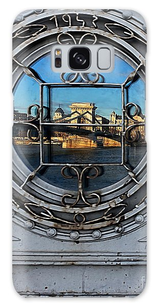Reflections Of Budapest Galaxy Case