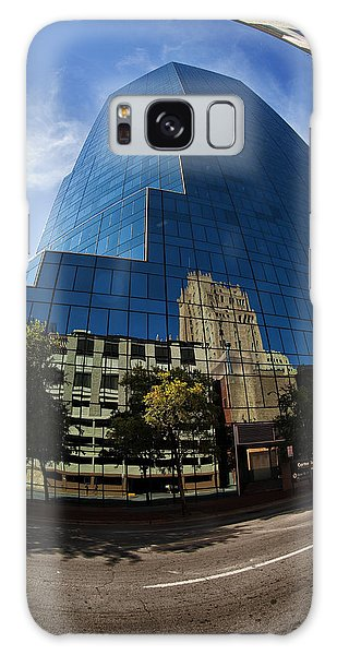 Reflections Of Fort Worth Galaxy Case