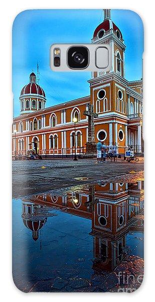 Reflections Of Granada, Nicaragua  Galaxy Case