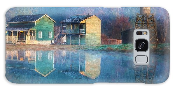 Reflections Of Hope - Hope Valley Art Galaxy Case