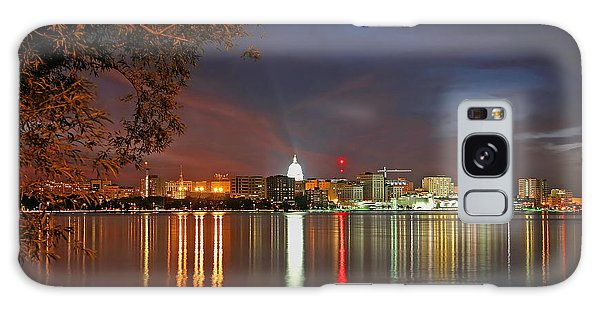 Reflections Of Madison Galaxy Case