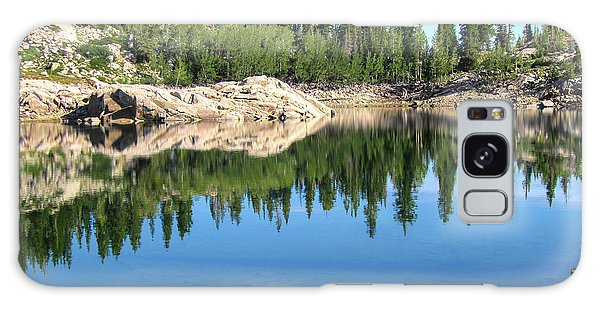 Reflections On Lake Mary Galaxy Case