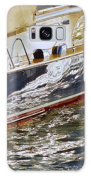 Reflections On Lorelei - Lake Geneva Wisconsin Galaxy Case