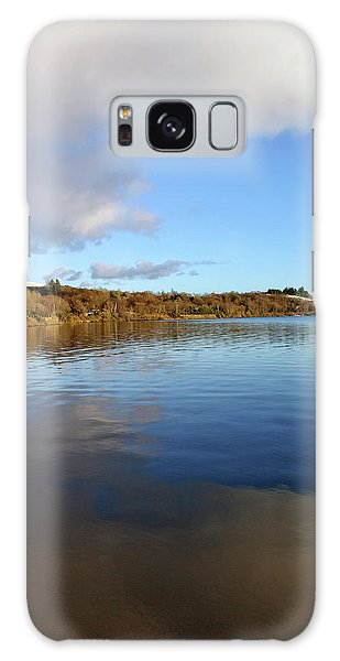 Reflections On Lough Fea. Galaxy Case