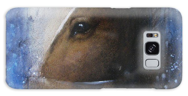 Reflective Horse Galaxy Case