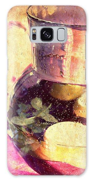 Refreshment Galaxy Case