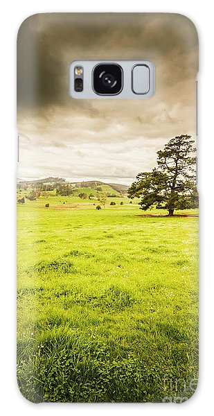 Weathered Galaxy Case - Regional Rural Land by Jorgo Photography - Wall Art Gallery