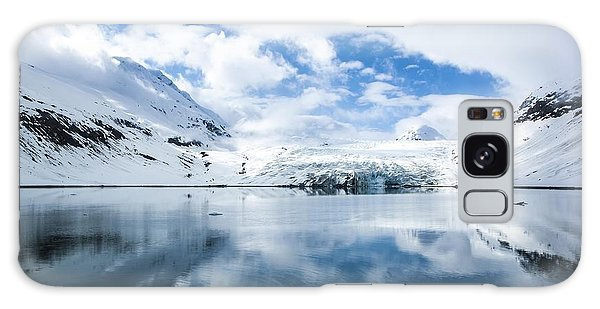 Reid Glacier Glacier Bay National Park Galaxy Case