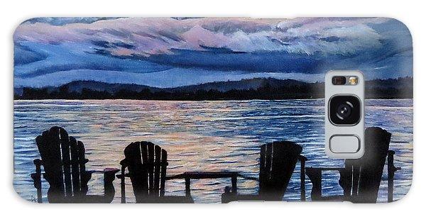 Relax Galaxy Case by Marilyn McNish