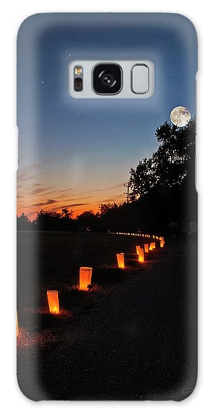 Relay  For Life Galaxy Case