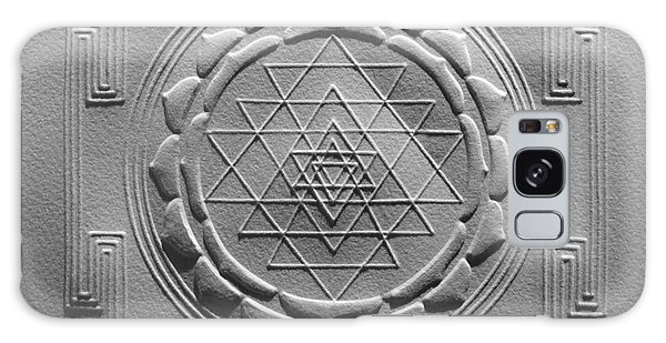 Relief Shree Yantra Galaxy Case