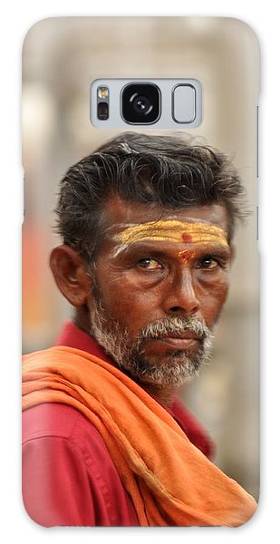 Religious India Galaxy Case