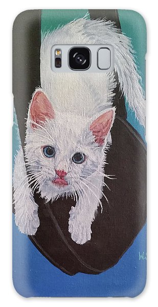 Rembrandt Justa Swingin Galaxy Case by Wendy Shoults