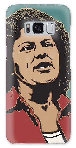 Remember Berta Caceres Galaxy Case