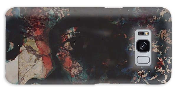 Rhythm And Blues Galaxy Case - Remember Me by Paul Lovering