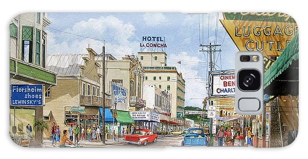 Remembering Duval St. Galaxy Case by Bob George