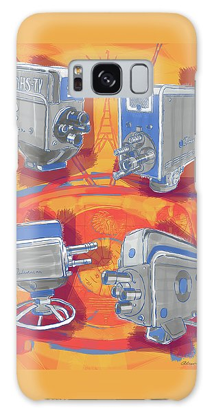 Remembering Television Galaxy Case