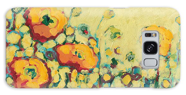 Impressionist Galaxy Case - Reminiscing On A Summer Day by Jennifer Lommers