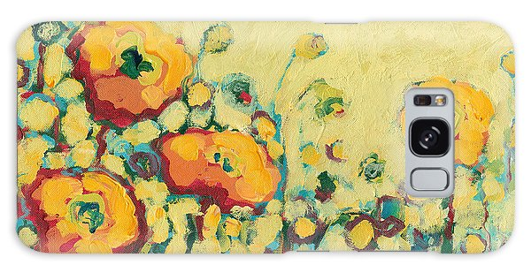 Impressionism Galaxy Case - Reminiscing On A Summer Day by Jennifer Lommers