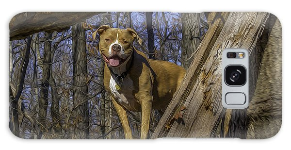 Remy In Tree Oil Paint More Pop Galaxy Case