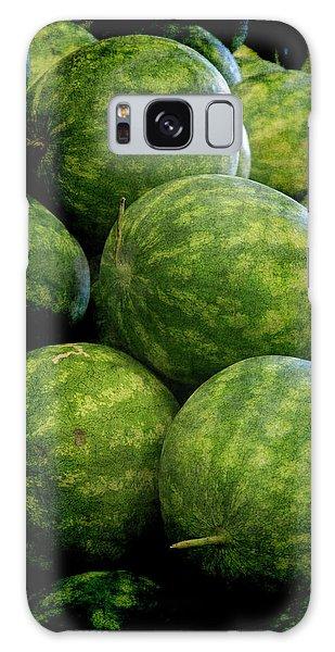 Renaissance Green Watermelon Galaxy Case