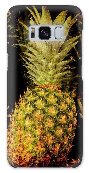 Renaissance Pineapple Galaxy Case