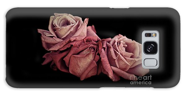 Renaissance Roses Galaxy Case by Patricia Strand