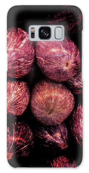Renaissance Turkish Eggplant Galaxy Case