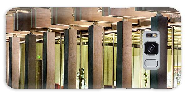 Renzo Piano Building Kimball Museum Galaxy Case