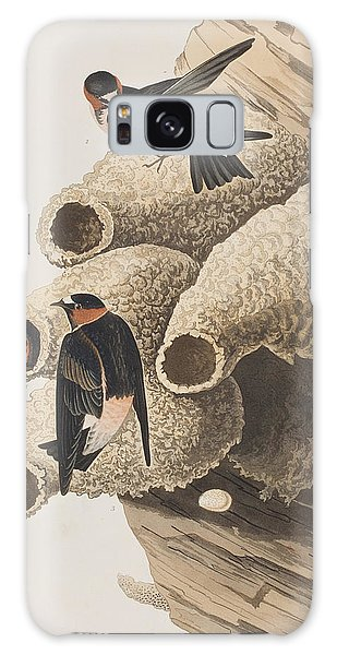Republican Or Cliff Swallow Galaxy Case