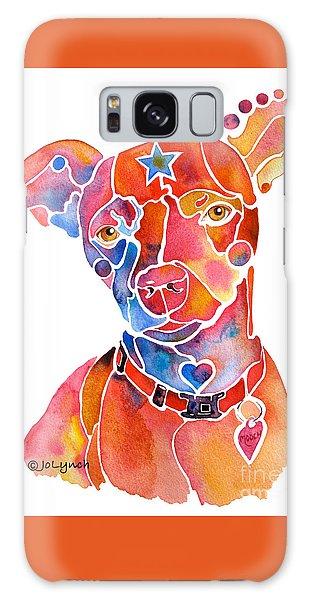 Rescue Dog - Mooch Galaxy Case