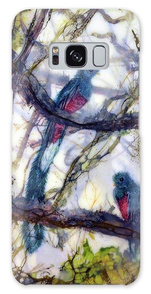 Resplendent Quetzal #1 Galaxy Case